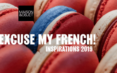 Excuse my French! Inspirations 2019!